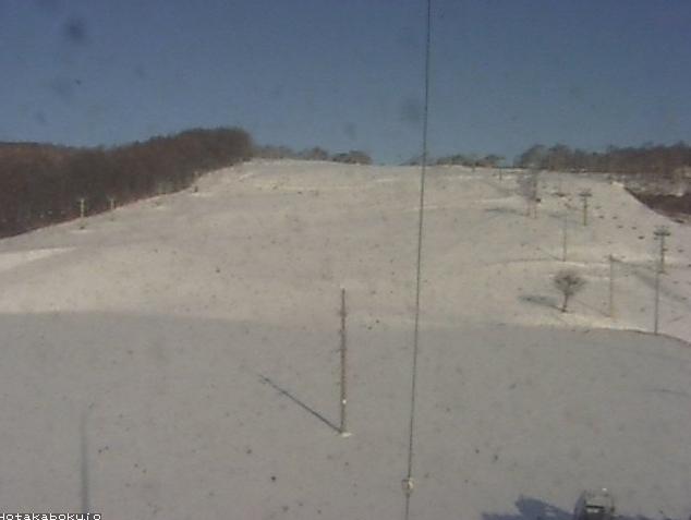武尊牧場スキー場二合平ゲレンデ