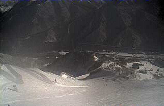苗場スキー場大斜面