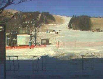 車山高原スキー場ファミリーコース