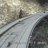 国道113号杉立沢橋ライブカメラ(山形県小国町沼沢)