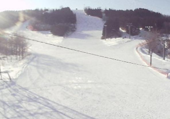 八雲町営スキー場ライブカメラ(北海道八雲町春日)