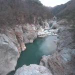 龍王峡ライブカメラ(栃木県日光市)