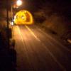 国道136号船原トンネル東側ライブカメラ(静岡県伊豆市上船原)