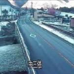 国道121号中三依ライブカメラ(栃木県日光市中三依)