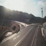 国道182号油木ライブカメラ(広島県神石高原町油木)