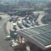 大井ターミナルインゲートアウトゲートライブカメラ(東京都品川区八潮)