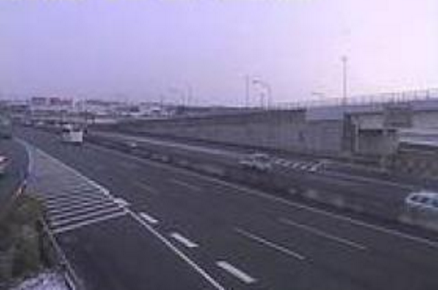 九州自動車道鳥栖ジャンクション福岡方面
