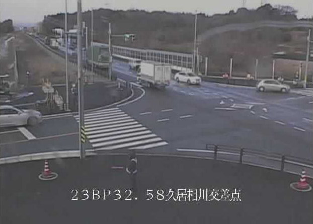 国道23号中勢バイパス久居相川交差点