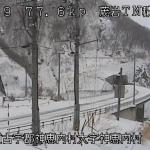 国道229号茂岩トンネル積丹側ライブカメラ(北海道神恵内村)