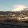 東名高速道路小山バスストップライブカメラ(静岡県小山町)