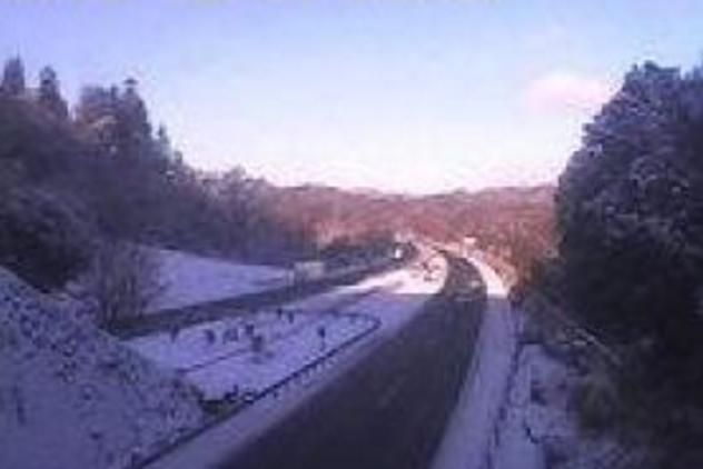 山陽自動車道西条インターチェンジ~志和インターチェンジ