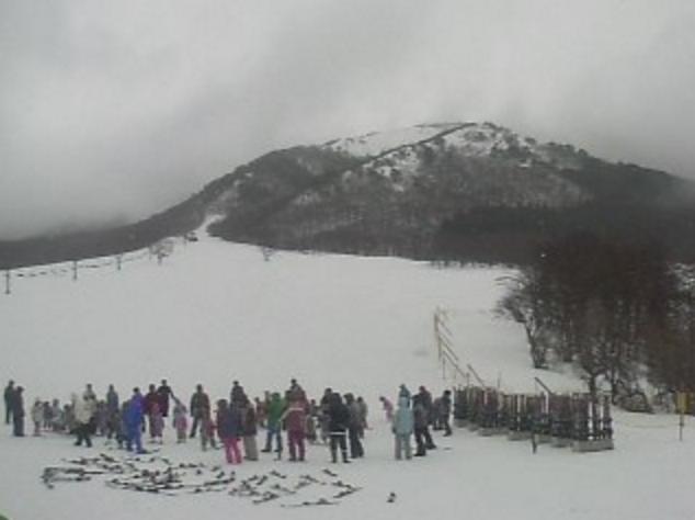 上蒜山スキー場