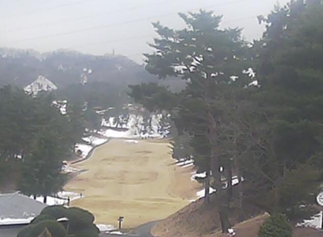 津久井湖ゴルフ倶楽部白ゆりコースNo.1
