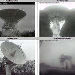 情報通信研究機構鹿島宇宙技術センターライブカメラ(茨城県鹿嶋市平井)