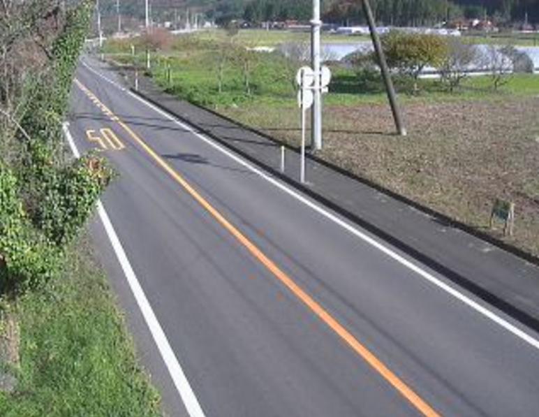 国道187号広石ライブカメラ(島根県吉賀町広石)