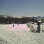 草津国際スキー場キッズパークライブカメラ(群馬県草津町草津)