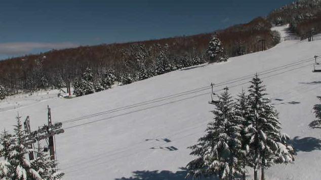 ホテルホゥルス志賀高原から一の瀬ファミリースキー場・焼額山