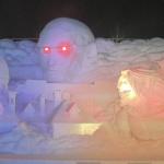 【配信終了】さっぽろ雪まつり2016進撃の巨人ライブカメラ(北海道札幌市中央区)