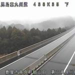 東九州自動車道第二串良川橋ライブカメラ(鹿児島県鹿屋市串良町)
