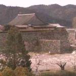【休止中】篠山城跡ライブカメラ(兵庫県篠山市北新町)