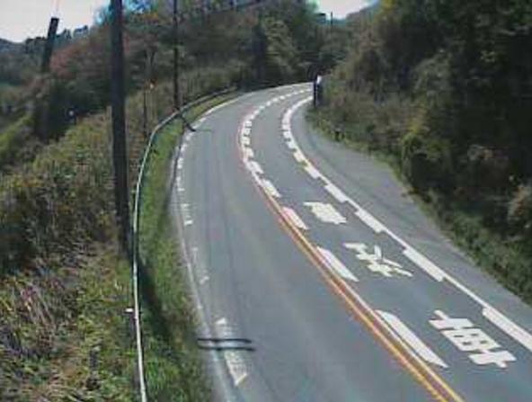 国道307号滝川橋ライブカメラ(滋賀県甲賀市甲南町)