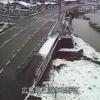 国道54号上布野ライブカメラ(広島県三次市布野町)