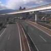 中国自動車道中国豊中インターチェンジライブカメラ(大阪府豊中市待兼山町)