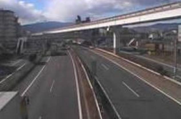 中国自動車道中国豊中インターチェンジ