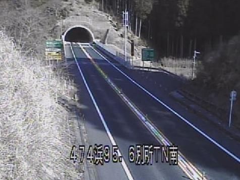 国道474号別所トンネル南