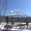富士ドクタービレッジ富士山ライブカメラ(山梨県富士河口湖町富士ヶ嶺)