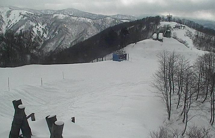 立山山麓スキー場らいちょうバレーエリア