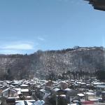 村上市役所お城山ライブカメラ(新潟県村上市三之町)