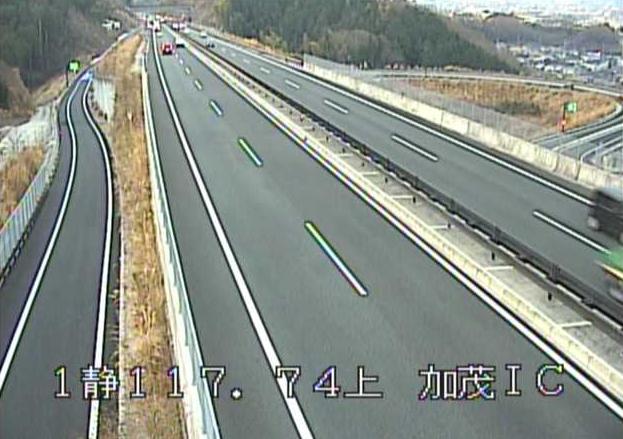 国道1号伊豆縦貫自動車道三島加茂インターチェンジ