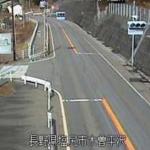 国道19号平沢交差点ライブカメラ(長野県塩尻市木曽平沢)
