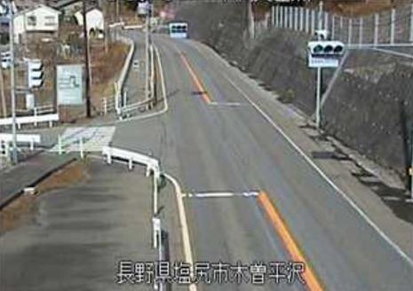 国道19号平沢交差点