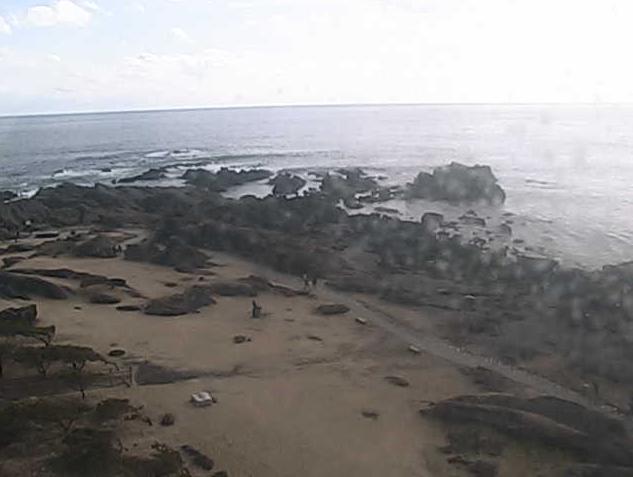 野島埼灯台から太平洋