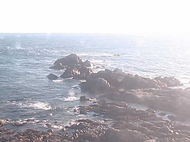 潮岬灯台から熊野灘・太平洋