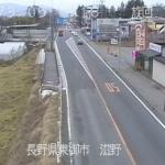 国道18号滋野ライブカメラ(長野県東御市滋野)