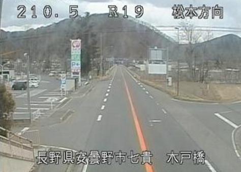 国道19号木戸橋