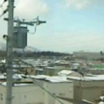 札幌市豊平区上空ライブカメラ(北海道札幌市豊平区)