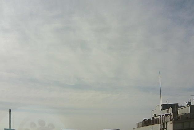 アイオーデータ機器名古屋営業所から名古屋上空