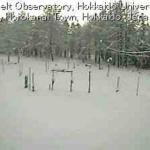 北海道大学低温科学研究所ライブカメラ(北海道札幌市北区)