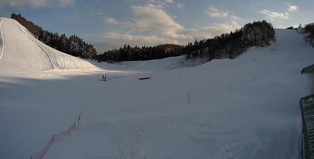 ガーラ湯沢スキー場北エリアブロードウェイコース
