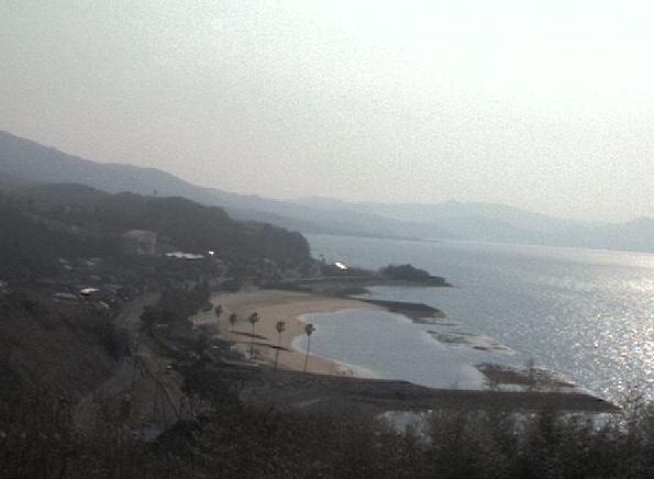 道の駅有明から有明地区・有明リップルランド・四郎ヶ浜ビーチ