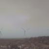 潮路小学校屋上風太風力発電所風車ライブカメラ(北海道寿都町歌棄町)