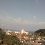 天草市役所ライブカメラ(熊本県天草市東浜町)