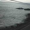 大川海岸津波監視ライブカメラ(静岡県東伊豆町大川)