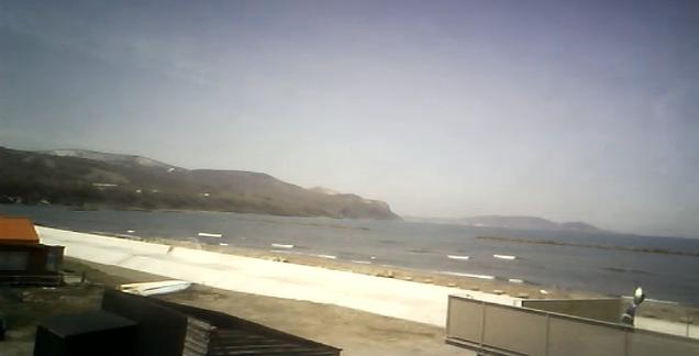 脇坂工務店から銭函海水浴場・石狩湾