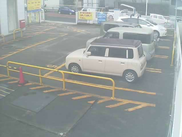 NTTルパルク町田第1駐車場