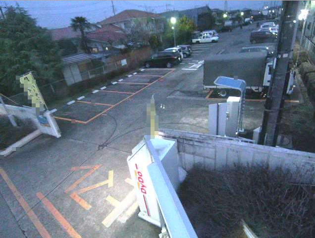 NTTルパルクTC鴻巣第1駐車場